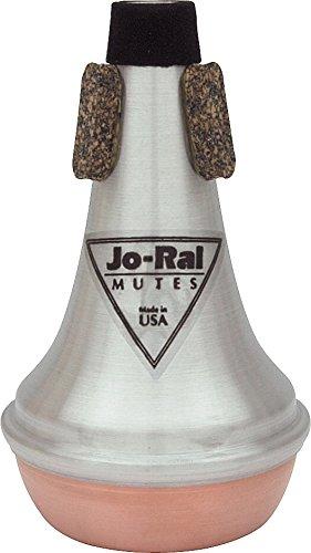 Jo-Ral TPT-5C - Sordina recta para trompeta piccolo de