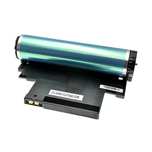 Trommel kompatibel für Samsung Xpress C410W CLP-365/SEE CLP-365 360 Series CLX 3300 Series 3305 FN FW Xpress C 460 FW Series - CLT-R406/SEE - 24.000 Seiten