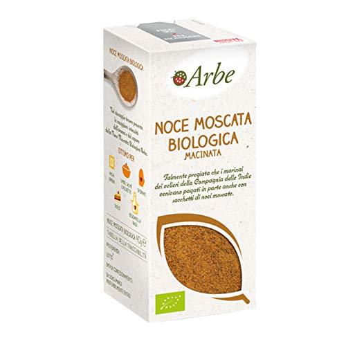 Arbe - Noce Moscata Macinata bio