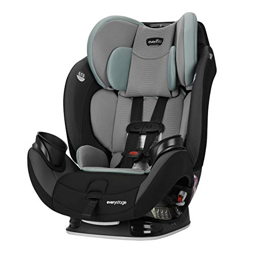 Product Image of the Evenflo EveryStage DLX All-in-One Car Seat, Convertible Baby Seat, Convertible &...