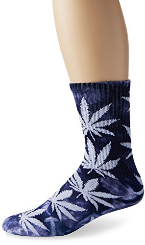 HUF Herren Socken Tye Dye Plantlife Crew Socks