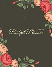 Budget Planner: Weekly & Monthly Expense Tracker Organizer,Budget Planner and Financial Planner Workbook ( Bill Tracker,Ex...