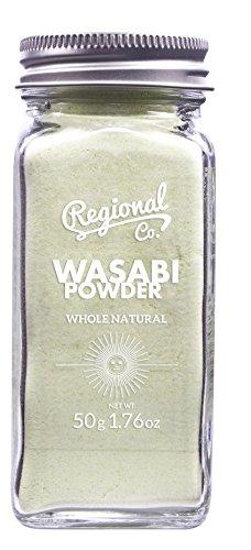Wasabi-Pulver 50 Gramm - Wasabipulver - Wasabi Powder