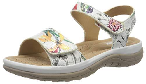 Rieker V8850-80 dames sandalen