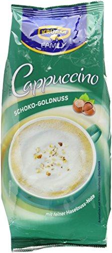 KRÜGER Family Cappuccino Schoko Goldnuss (1 x 0.5 kg)