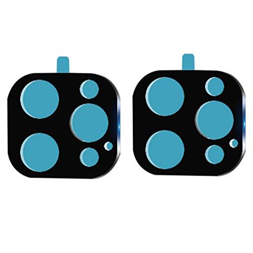 MAGFUN ProteccióN de la CáMara Lente Cubierta de Vidrio Protector de CáMara para IPhone12 Pro Vidrio Templado
