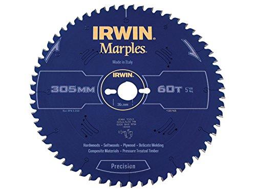 Irwin - Disco sierra circular 305mm/60t inglete