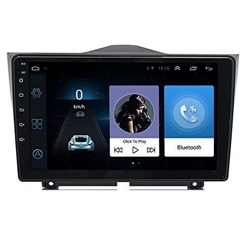 Android 9.1 8 Core 2.5D Pantalla Estéreo para automóvil Navegación por satélite Radio DVD Control del volante Reproductor de video Navegación GPS multimedia para LADA GRANTA 2018 20(Color:WiFi 1G+16G)