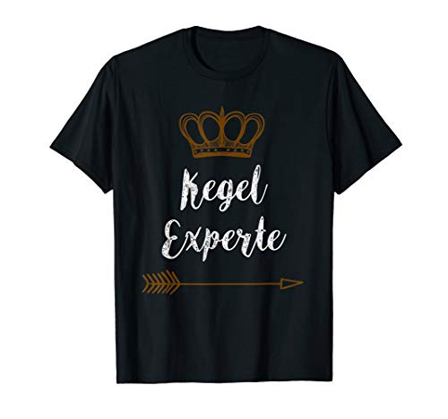 Kegeln Kegelshirt Pudelkönig Geschenk Idee T-Shirt Kegler