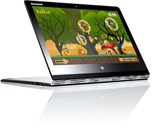 Lenovo YOGA 3 Pro 13.3 inch (Silver) - (Intel Core M-5Y71, 8Gb RAM, 256Gb SSD, UMA Shared, BT, WLAN, Camera, Windows 8.1)