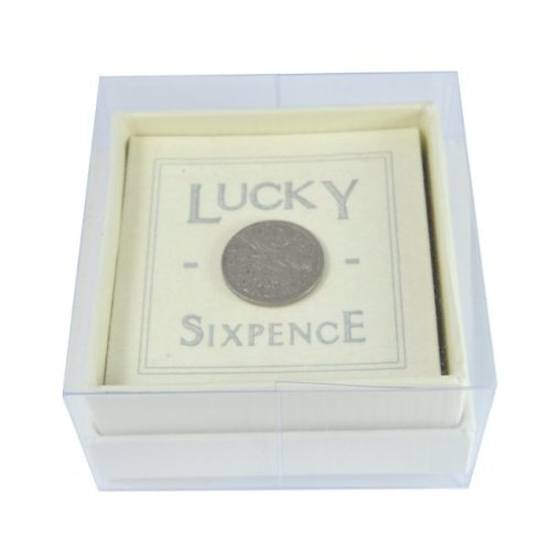 East of India Lucky Sixpence Gift Favour Token by East of India