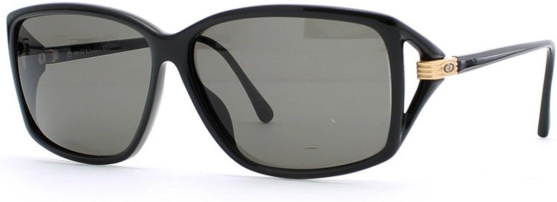 Christian Dior 2756 90 Black Authentic Women Vintage Sunglasses
