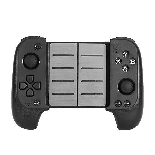 Asiproperuk Bluetooth Gamepad, 7007F Telescópico inalámbrico Bluetooth Gamepad Controller Joystick para PUBG