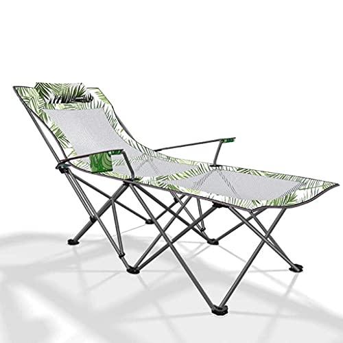 Enkele opklapbare bedstoel, Oxford-doek Kantoor Lunchpauze Eenpersoonsbed Metalen stent Ziekenhuis bij eenvoudig bed Happy Life