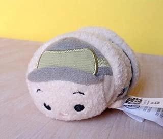 "Disney TSUM TSUM Star Wars Mini Hoth Luke Skywalker Plush 3.5"" Stuffed Toy"