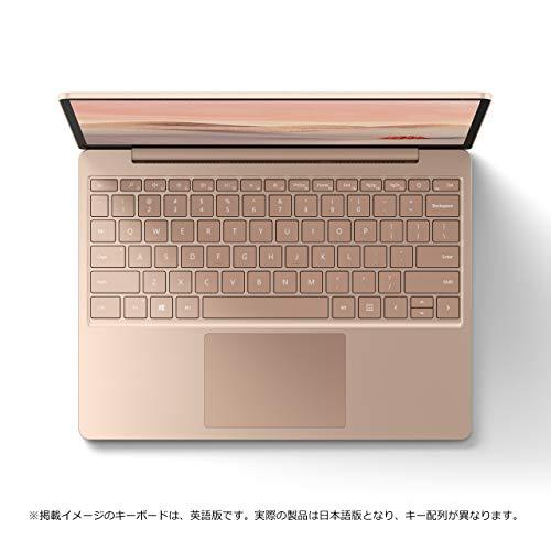 マイクロソフトSurfaceLaptopGo12.4インチOfficeH&B2019搭載/第10世代インテル®Core™i5-1035G1/8GB/128GB/サンドストーンTHH-00045