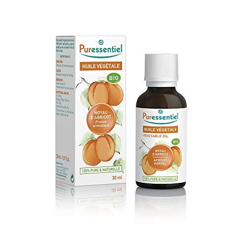 Laboratoire Puressentiel Huile Végétale Bio Noyau d'Abricot