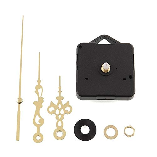 XYQY Uhrwerk Reparierte Teile Ersatzteile DIY Mechanism Kit Wanduhr Teile Komponenten Wohnkultur Wohnzimmer DekorStil 5