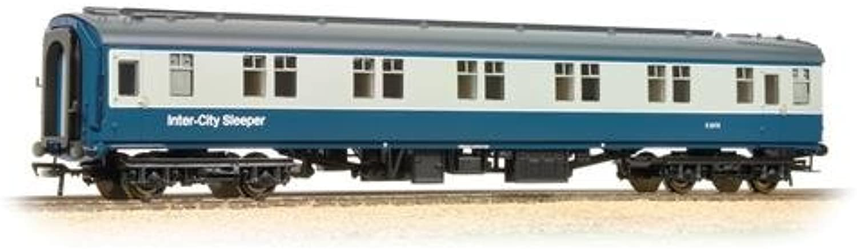 Bachmann 39503A BR Mk1 SLSTP Sleeper Car bluee & Grey InterCity