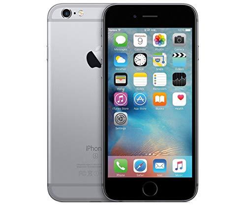 """Apple iPhone 6s 16GB Grigio Spaziale ricondizionato CPO cellulare 4G 4.7"""" Retina HD/2Core/16GB/2GB RAM/12MP/5MP"""