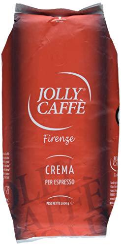 Jolly Kaffee Crema Bohnen, 1er Pack (1 x 1 kg)