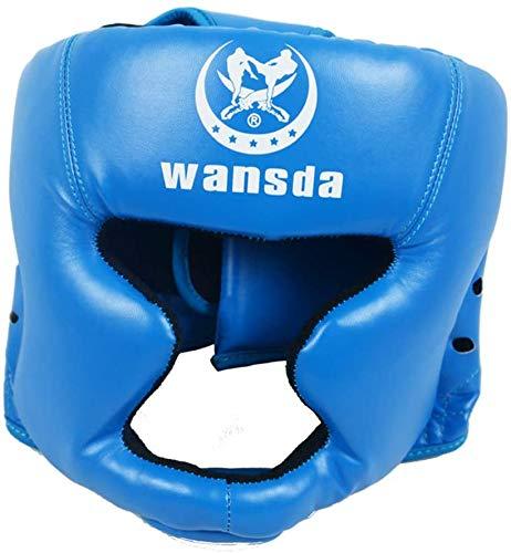 Casco de Boxeo Protector de Entrenamiento Adultos Competenci