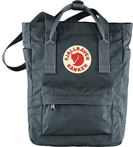FJALLRAVEN Kånken Totepack Mini Luggage, Unisex Adult Hand Luggage, unisex_adult, Daypack, 23711, grey, One Size