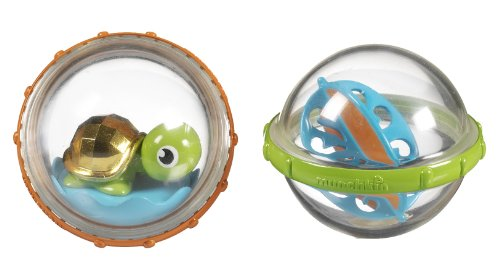 Munchkin 24202 Float and Play Bubble, 2 Pack (Assortment)
