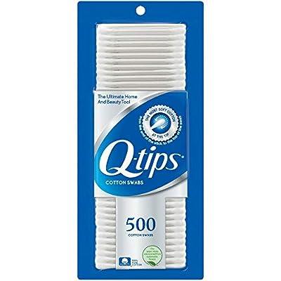 Q-tips Cotton Swabs 500