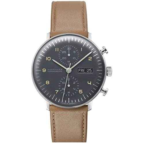 Junghans max bill Chronoscope Herrenuhr 027/4501.00