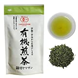 Green Tea leaves Sencha, JAS Certified Organic,Japanese Uji-Kyoto, 80g Bag 【CHAGANJU】…