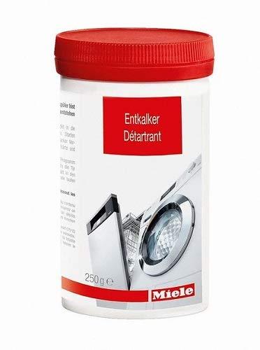 Miele Geschirrspülerzubehör/Entkalker für Geschirrspüler und Waschmaschinen/Befreit das Gerät von gefährlichen Kalkablagerungen