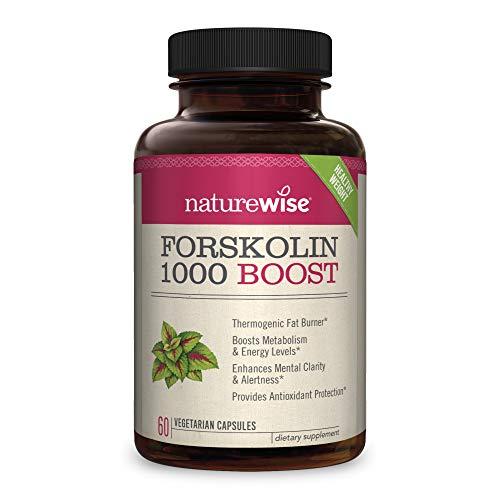 NatureWise Forskolin 1000 Boost