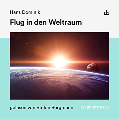 Flug in den Weltraum Titelbild