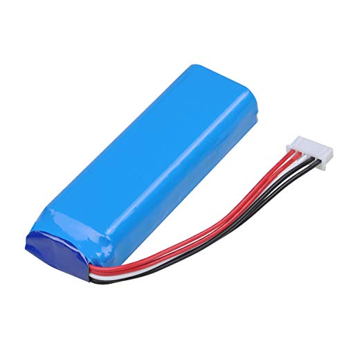Replacement for JBL Charge 3(2016),Charge 3 (2016) Version Battery Pack 6200mAh Speaker Battery GSP1029102A,Free Install…