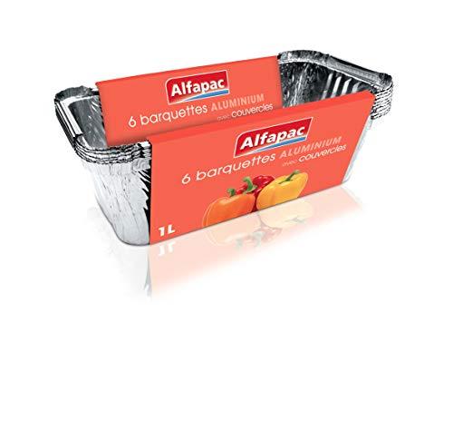 moule aluminium jetable carrefour