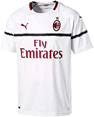 Puma Camiseta AC Milan 2ª Equipación 2018/2019 Hombre