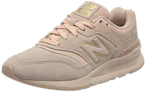 New Balance CW997HCD, Trail Running Shoe Mujer, Rosa, 32 EU