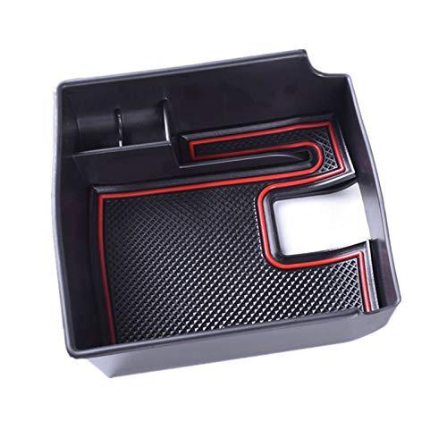 Tonyzhou Co.,ltd Auto Zentralarmlehne Aufbewahrungsbox Schwarz Auto Container Handschuh Organizer Fall, Für Toyota Corolla E210 2019 2020
