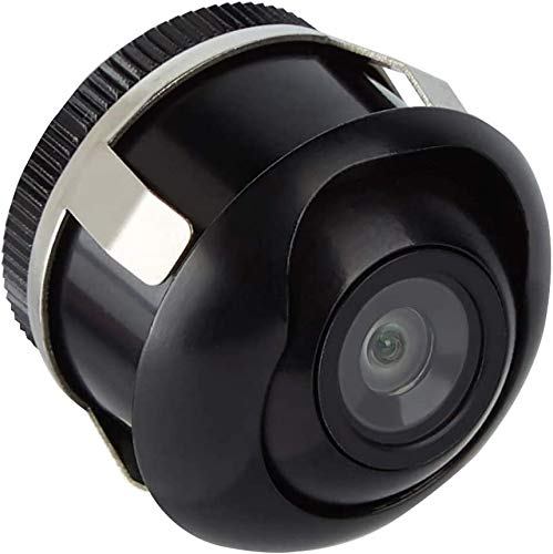 CICMOD Auto Rückfahrkamera Mini HD Universal Rückansicht Kamera 360° Drehbarer KFZ Einparkkamera Weitwinkel
