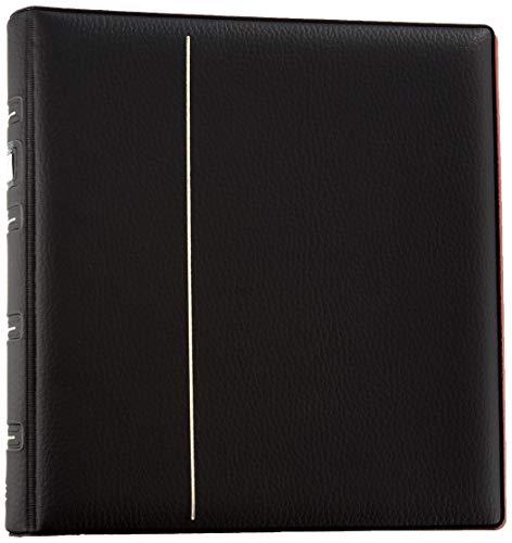Pardo 75001 - Album numismático universal polipiel, color negro