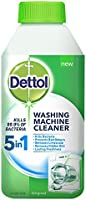 Dettol Anti Bacterial Washing Machine Cleaner, 250 ml