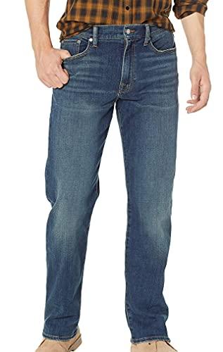 Lucky Brand Men's 363 Vintage Straight Jean, Fern Creek, 36W X 32L