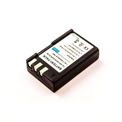 AGI - Batería de repuesto para Nikon D60