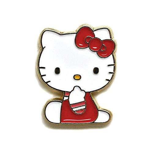 Broche de metal Hello Kitty
