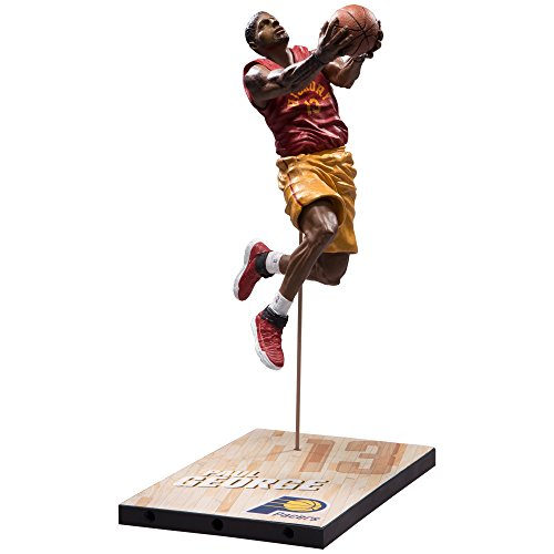 McFarlane Toys NBA Series 29 Paul George Indiana Pacers - Action figure da collezione