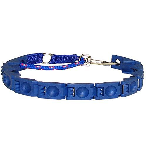 JSANSUI Kitten kraag Verstelbare Hond Trainingskraag Hond hals Ring Gehumaniseerde Grote Hond Hals Ring Voor Goede Gehoorzaamheid Geen Shock, Grootte: 16.5 * 16 * 2.7cm