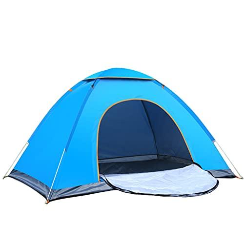 KIUY Campingzelt, 2-3 Personen Leichtes...