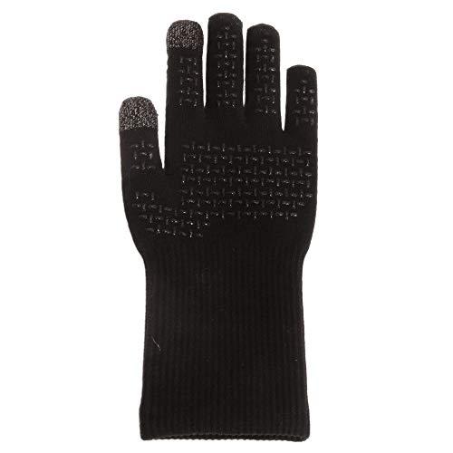 Dexshell Unisex Thermfit Neo Touchscreen-Handschuhe (L) (Schwarz)