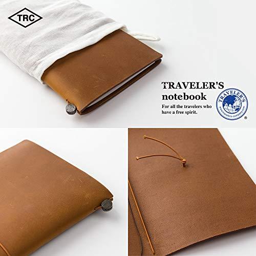 Traveler's notebook camel [15193006] Photo #5